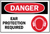 Brady Ear Protection Signs -- sf-19-807-272