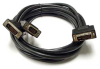 Linkskey 6ft Monitor Y Cable for DVI-I to DVI-D/VGA -- C-DVY-06 - Image