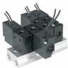 PSMXNXN02NP - Parker 2-Station Manifold for XM Solenoid Valves, 1/4