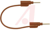 Pin Tip Plug; Pin Tip Plug; Brass per QQ-B-626, Alloy 360, 1/2 Hard; 20 AWG -- 70197089