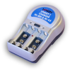 Speedy Plug-in AA/AAA/9V Charger -- T3969A1