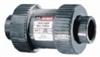 """TC10050STE - Hayward True Union Ball Check Valve, 1/2"""" socket and NPT(F) connectors -- GO-01341-00 -- View Larger Image"""