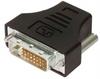 DVI Adapter, DVI-I Female / HDMI Male -- MDC00004
