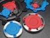 Toggle Lock Flange Protectors - TLF SERIES -- TLF-600-10000