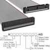 Rectangular Cable Assemblies -- A3BRB-5036G-ND -Image