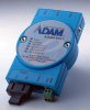 Industrial Ethernet Switches with 4 x 10/100Base-TX Ports & 1 x 100Base-FX Fiber Optic Port -- ADAM-6521 -Image