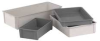 Stacking Box,8x15x33 In,Gray -- 8YKV3