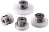 Acetal Fairloc® Hub Spur Gear -- KDSL - Image
