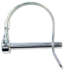 Tab Lock Pin -- T-LOCK-1RD - Image