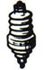 Corrugated Feed-Thru Insulator -- 10-79 - Image