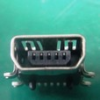 Cable Assemblies and IO cable connectors, IO cable connectors, USB Series, Mini USB Receptacle, Mounting style=Surface Mount Type -- 10033527-N3212MLF - Image