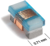 0402HP (1005) High Performance Ceramic Chip Inductors -- 0402HPH-R12 -Image