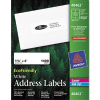 EcoFriendly Labels, 1-1/3 x 4, White, 1400/Pack -- 48462