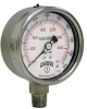 PN2 Series NACE Liquid Filled Gauge - MR0175-2002 -- PN2642N