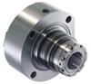 Non-contacting, Non-elastomer Metal Bellows Outward Pumping Dual Gas Seal for High-temperature Applications -- Type 2874NE