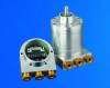 Optocode EXAG Rotary Position Sensor -- Profibus DP - Image
