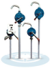 Blackmer ® Sliding Vane Hand Pumps -- Series-BRF210A
