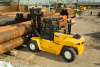 Pneumatic Tire I.C.E. Lift Truck -- GP-DB-EB