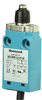 MICRO SWITCH™ NGC Series Global Limit Switch: metal housing, pin plunger with boot seal, bottom exit connection with 1,0 m [3.28 ft] standard cable, 1NC/1NO snap action silver contacts, UL, CE, -- NGCMB10AX01M