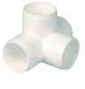 4 Way Elbow for Furniture Pipe -- 28228 - Image