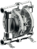 AODD Stainless Steel ASTRAFOOD Pumps -- DFA125 - Image