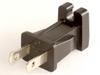 NEMA 1-15P Plug, with Cord Grip -- UC-08B