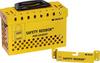 Brady Safety Redbox Red Steel Group Lockout Box 145580 - 20 Padlock Capacity - 754473-54397 -- 754473-54397 - Image