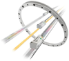 Incremental Encoder With RESM Rotary (Angle) Ring -- TONiC™ UHV -Image