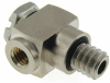 Threaded Elbow Adaptor Fitting -- MLS-14.-10-TALL -- View Larger Image
