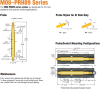 Ball Grid Array Probes -- M08-89 Series