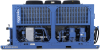 Industrial Air-Cooled Chiller Rental, 60 Ton