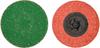 Merit Zirc Plus ZA Coarse TP (Type I) Quick-Change Cloth Disc -- 08834167023 - Image