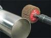 Flap Wheel,Non-Woven,AO,2x1x1/4 Shnk,MED -- 6RW67