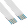 Flat Flex Ribbon Jumpers, Cables -- WM8701-ND -Image
