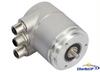 POSITAL IXARC EtherNet/IP Stainless Steel Encoder -- EtherNet/IP