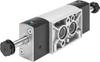 Air solenoid valve -- VSNC-F-P53C-MD-N14-FN -Image