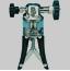 SI Pressure HTP1 Hydraulic Hand Pump - Image