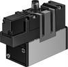 MEBH-5/2-D-3-ZSR-C Solenoid valve -- 184507