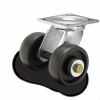 Cantilever-Style Dual Wheel Casters -- 216 Series -- View Larger Image
