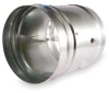 Dynamic Fire Damper, Round, 10 in -- 2TFZ7