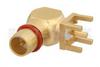 BMA Plug Right Angle Connector Solder Attachment Thru Hole PCB -- PE45355 -Image