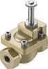 Air solenoid valve -- VZWM-L-M22C-G14-F4 -Image