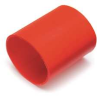 Heat Shrinkable Tubing,Red,Pk10 -- 2FFZ3