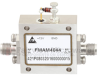 6 GHz to 12 GHz, Medium Power Broadband Amplifier with 500 mW, 16 dB Gain and SMA -- FMAM4044 -Image