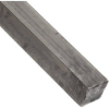 Cold Rolled Steel 1018 Square Bar, 1