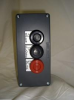 3 BXT EXTERIOR SURFACE MOUNT, 3 BUTTON STATION (3BXT) -- 3BXT