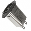 Power Entry Connectors - Inlets, Outlets, Modules -- 817-1439-ND -Image