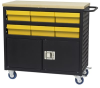 Louvered Carts - Locking Doors -- MA3618BLD - Image