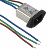 Power Entry Connectors - Inlets, Outlets, Modules -- 3-6609006-4-ND -Image
