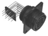 TE Connectivity 1-796409-2 Circular Plastic Connectors -- 1-796409-2 - Image